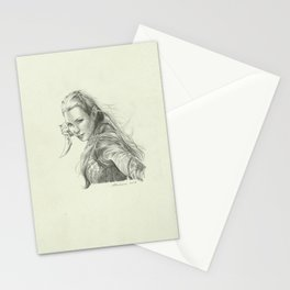 Daughter of Mirkwood Stationery Cards