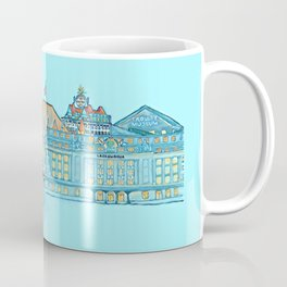 Scranton in Blue Coffee Mug