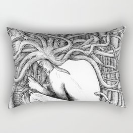 Believe the Dogma - Aftermath Rectangular Pillow