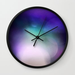 Light the Dark II Wall Clock