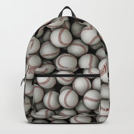 Baseballs Backpack