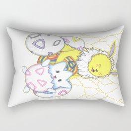 LGBTQ+ Mons Rectangular Pillow