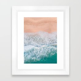 Sea 11 Framed Art Print