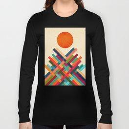 Sun Shrine Long Sleeve T-shirt