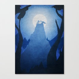 The Reckoning Canvas Print