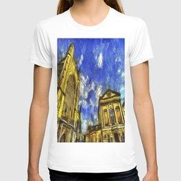 City Of Bath Vincent Van Gogh T-shirt
