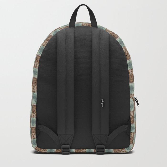 Ornate Squirrel Backpack