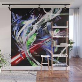 Secret-ion Wall Mural