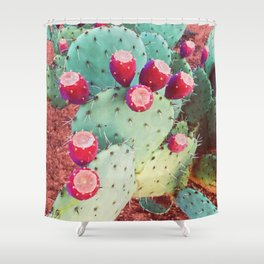 Cactus Candy Shower Curtain