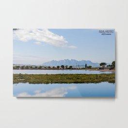 Montserrat Metal Print