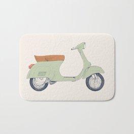 Italian Moto Bath Mat