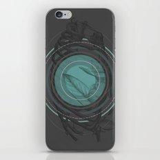growth iPhone & iPod Skin