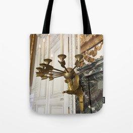 Gilded Nonsense #3: Golden Griffin Tote Bag