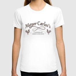 Mayor Carlos's T-shirt
