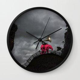 Ptasiek Anita Lipnicka 3 Wall Clock