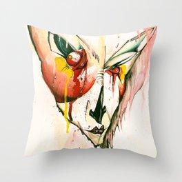 ABHORRRRRRRRRRRRRA! Throw Pillow