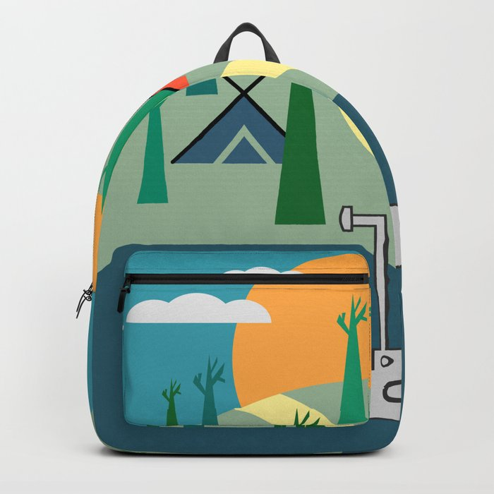 Outdoors Backpack