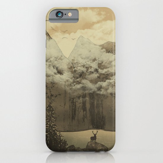The Mountain Lake iPhone & iPod Case