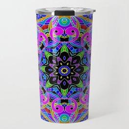 Drawing Floral Doodle G4 Travel Mug