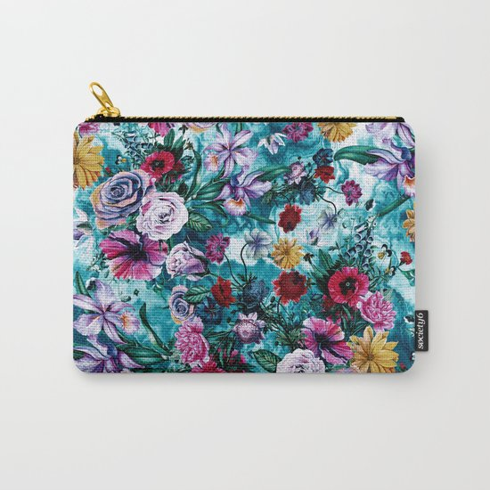 RPE FLORAL OCEAN Carry-All Pouch