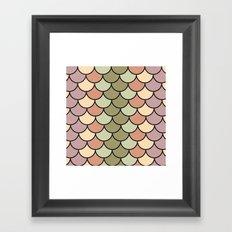 Beach Palette Framed Art Print