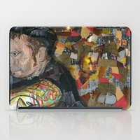 patrick iPad Cases featuring patrick by rAr : Art by Robyn Ashley Rosner