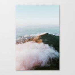 Magestic Cape Town Canvas Print