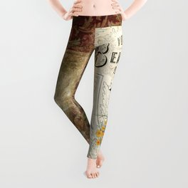 Vocal Beauties Leggings