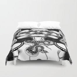 Hecate Duvet Cover