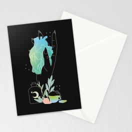 Lullaby - Illustration Stationery Cards
