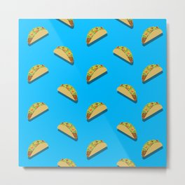 Let's Taco Bout This Metal Print