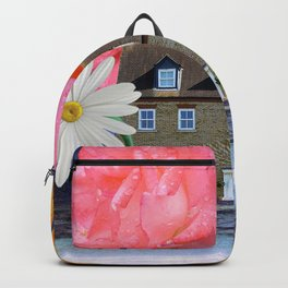 Beachside Property - My Work Here Is Done Backpack