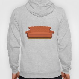 Couch Central Perk Hoody