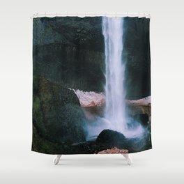Latourell Falls - OR #2 Shower Curtain