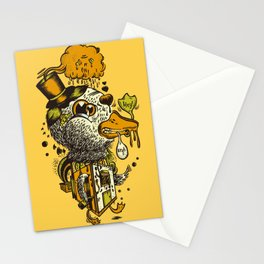A Disorientated Duck Goes For A Stroll Stationery Cards