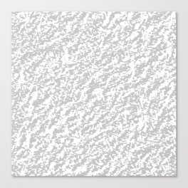 Silver Texture Canvas Print