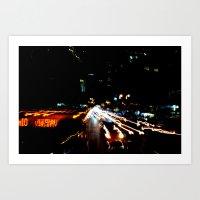 BY-PASS_NY 07 Art Print