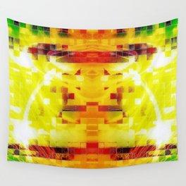 EL TORO MURAL Wall Tapestry