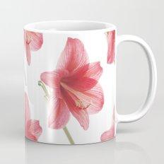 Amaryllis pattern Mug