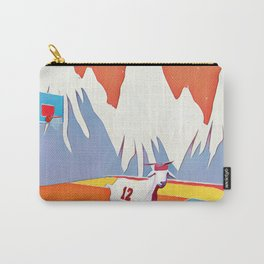 Goat in court Carry-All Pouch