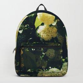 Yellow Snowballs II Backpack
