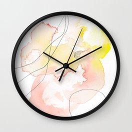 Pursed Wall Clock