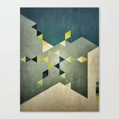 Shape_01 Canvas Print