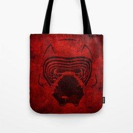 KYLO REN HELMET Tote Bag
