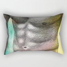 body art  Rectangular Pillow