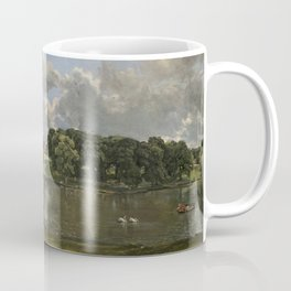 John Constable Wivenhoe Park, Essex 1816 Painting Coffee Mug