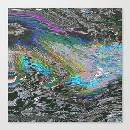 New Sacred 15 (2014) Canvas Print