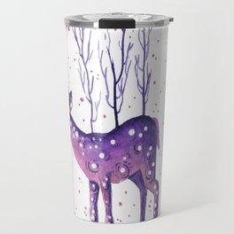 Rooted Deer Travel Mug