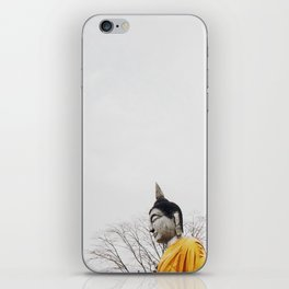 Buddhas iPhone Skin
