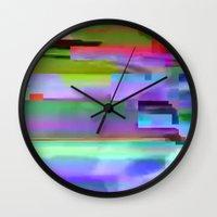 scrmbmosh250x4a Wall Clock